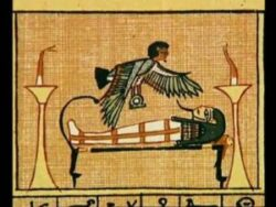 Anima antico Egitto