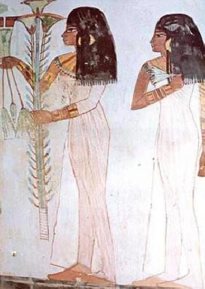 Donna nell'antico Egitto