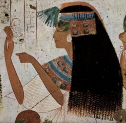 hairstyle in Ancient Egypt