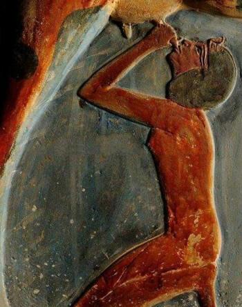 Faraoni: nascita divina