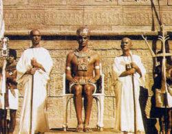 Faraoni: consacrazione