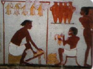 Alimentazione antico Egitto