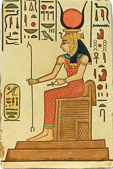 Sacerdotessa di Amon