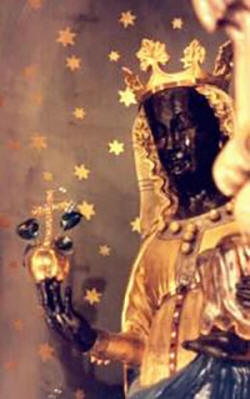 Iside la Vergine nera
