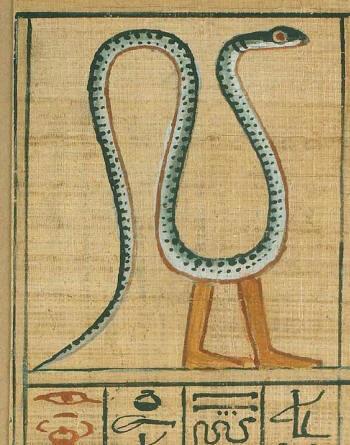 Libro dei Morti. Cap Uno