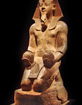 faraone Amenothep II