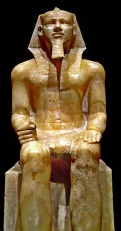 Faraoni: irradiazione
