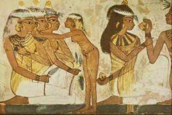 Trucco nell'antico Egitto