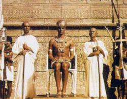 Faraoni:la corte