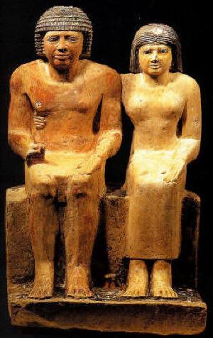 Matrimonio antico Egitto