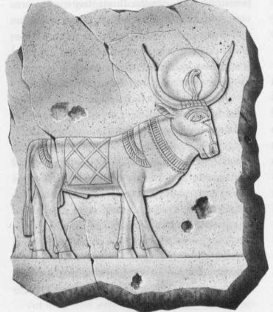 Apis dio antico Egitto