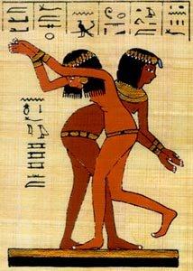 Danza nell'Antico Egitto