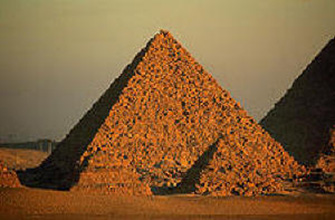 Pyramid in ancient Egypt