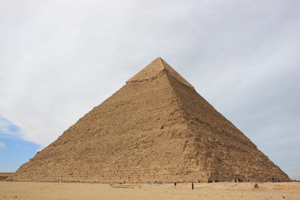 Piramide del Faraone Chefren