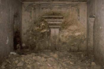 Tomba di Harwa. Santuario di Osiride